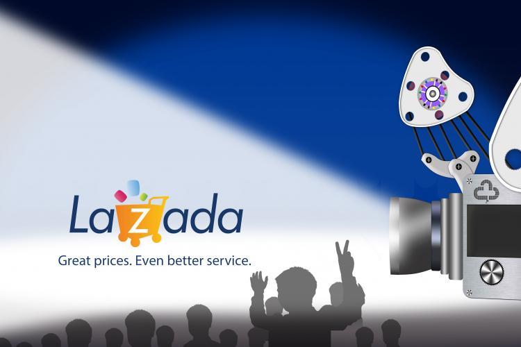 4月Lazada通过直播服务产生GMV环比增45%