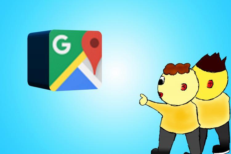 谷歌地图推出新功能 可展示地区新冠病例数