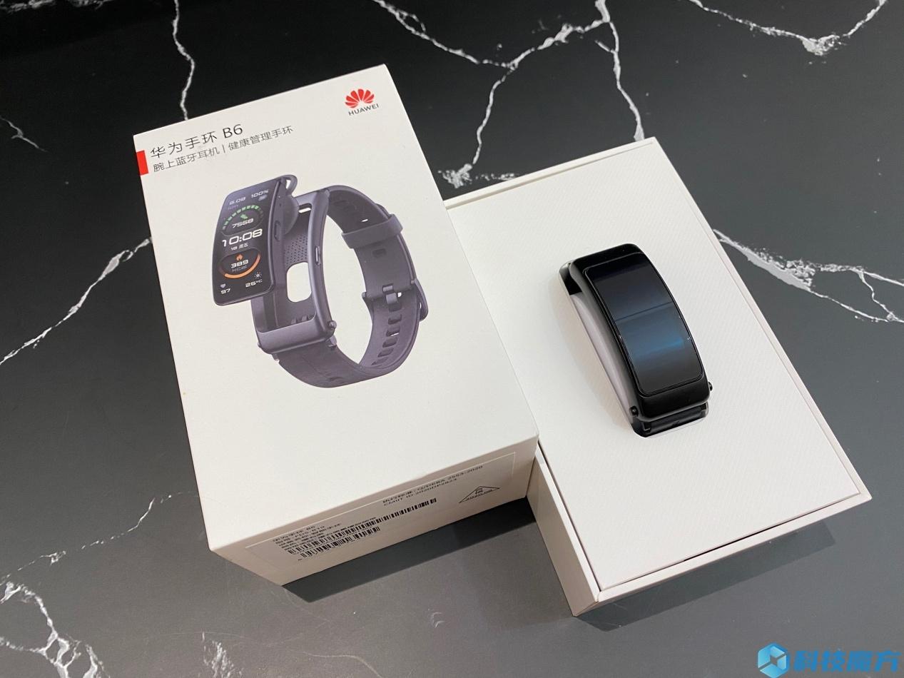 华为手环B6评测:手环秒变蓝牙耳机,职场人的效率神器