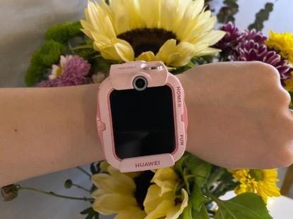 华为儿童手表4X评测:孩子腕上的安全神器,精准定位时刻守护