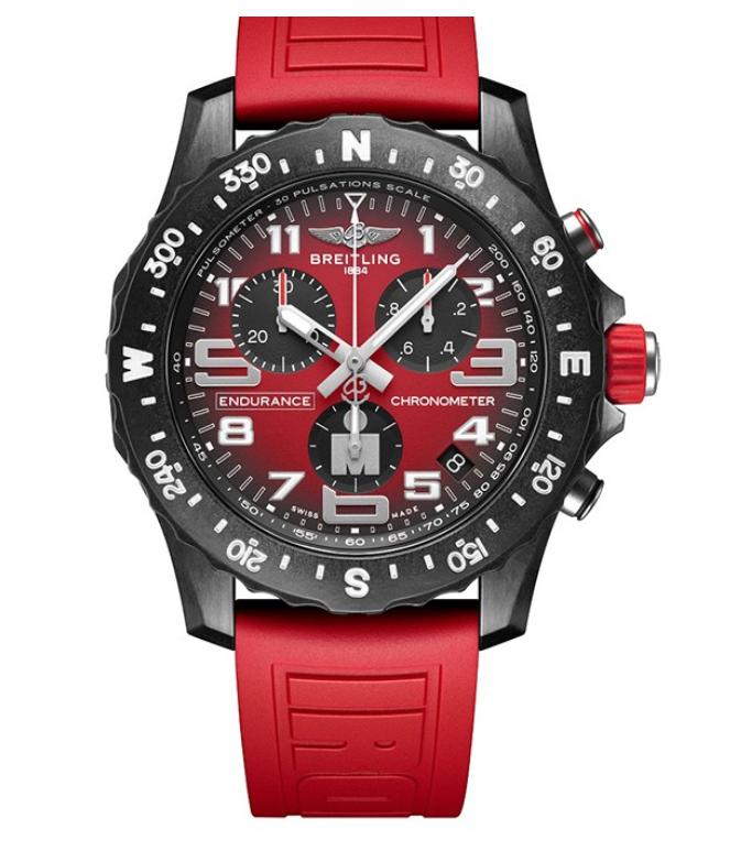 百年灵新推两款专业耐力腕表