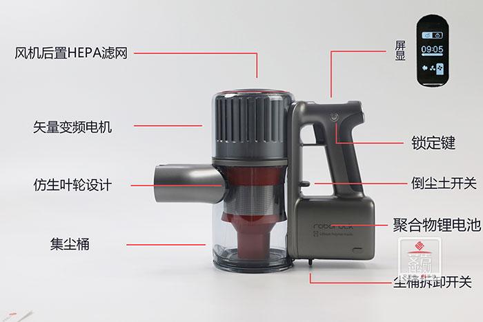 【体验】石头手持无线吸尘器H7——全新升级,家居环境清洁利器